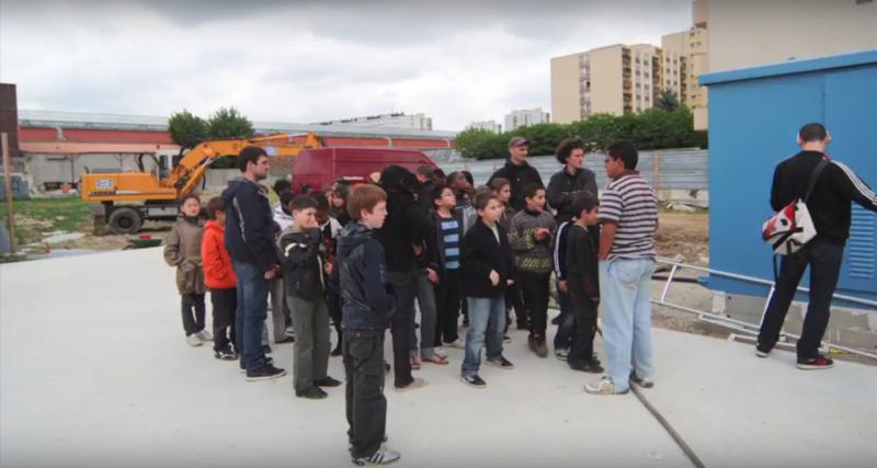 Visite école Makarenko Trans305 / Stefan Shankland