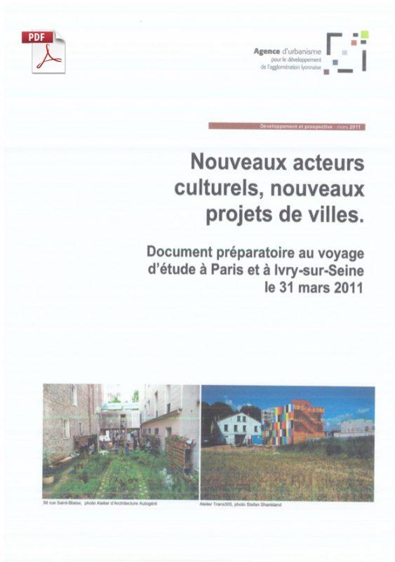 Nouveaux acteurs culturels, nouveaux projets de villes Trans305 / Stefan Shankland